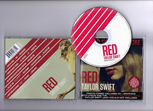 Taylor Swift   Taylor Swift Karaoke: Red (2013) (iTunes Plus AAC M4A + MP3) [Album]