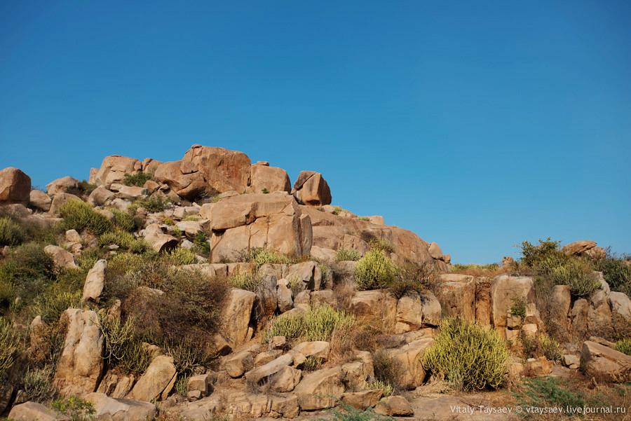 Rocks, Karnataka, India