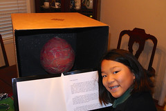 Jupiter 3rd Grade Science Project by Chris & Kelly