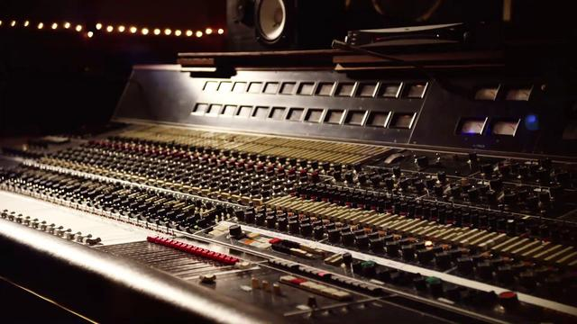 An inanimate music legend: the Neve board in Dave Grohl's SOUND CITY.