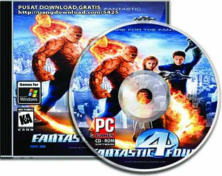 Download Game Fantastic Four for PC