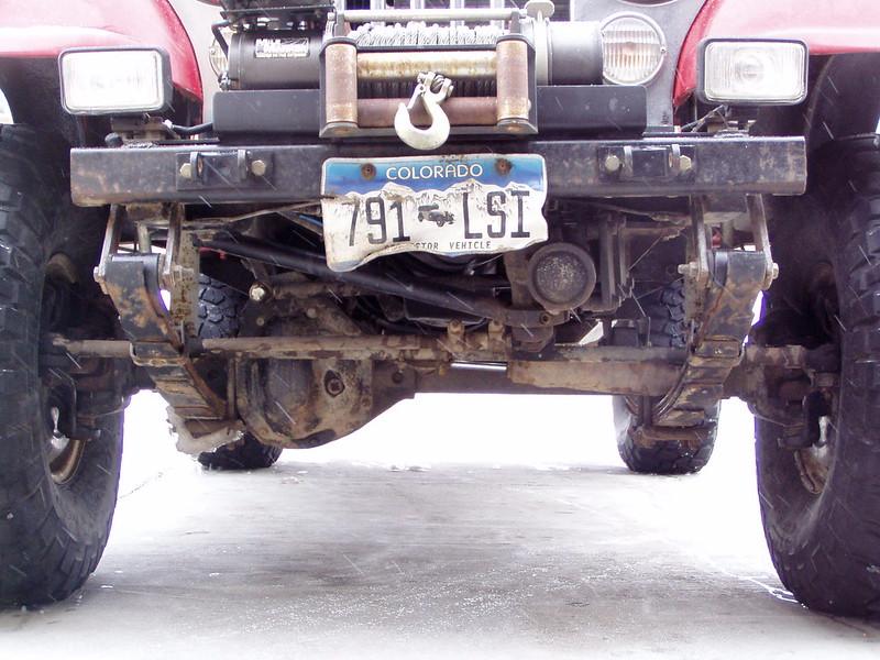 Steering Linkage - Dana 44 Swap - Jeep-CJ Forums