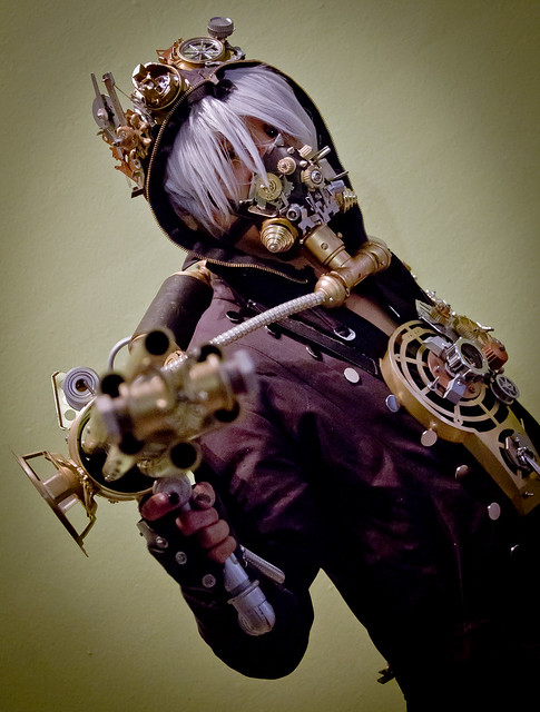 Steampunk Sir