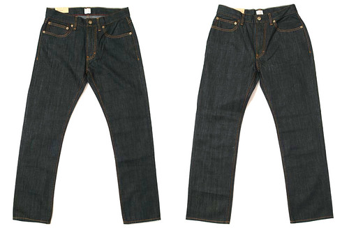 J.Crew / Urban Slim Fit & Vintage Slim Straight Jean