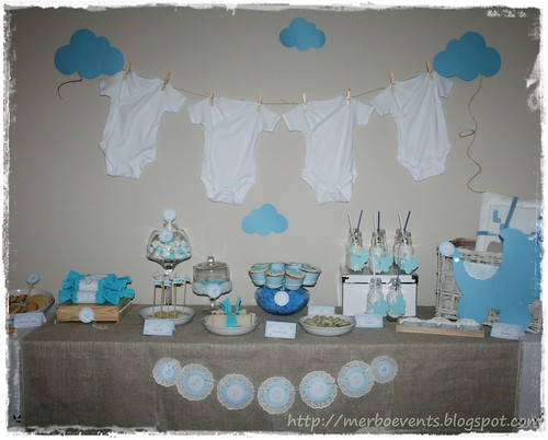 Baby Shower Lucas By Merbo Evetns