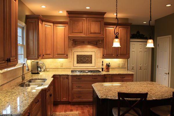 Chris robertson design erie pa remodeling contracting for Kitchen cabinets erie pa