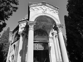 Panteón de la Familia de la Gándara (Cementerio de San Isidro, Madrid)