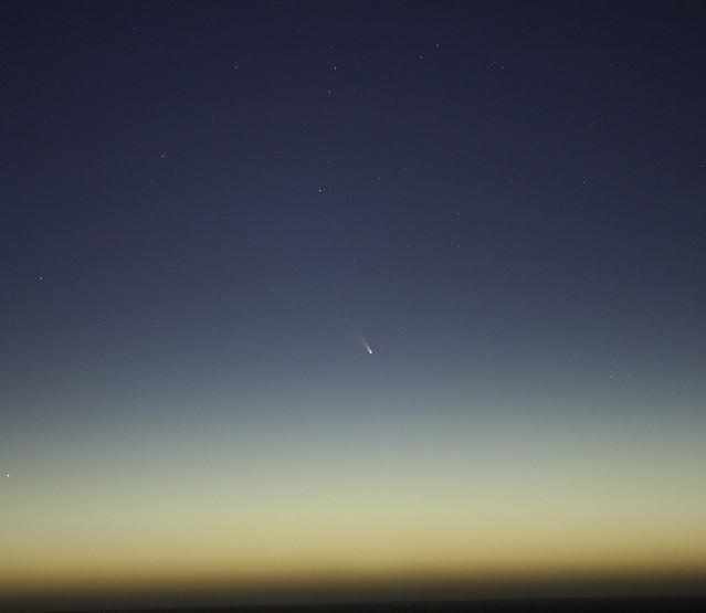 Comet C-2011 L4 Panstarrs