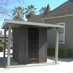 (Old) San Bernardino County Jail Cage