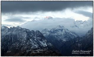 Himalayan Range @ Auli
