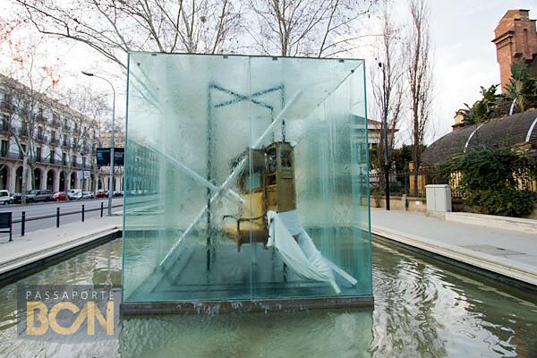 Homenatge a Picasso, Barcelona