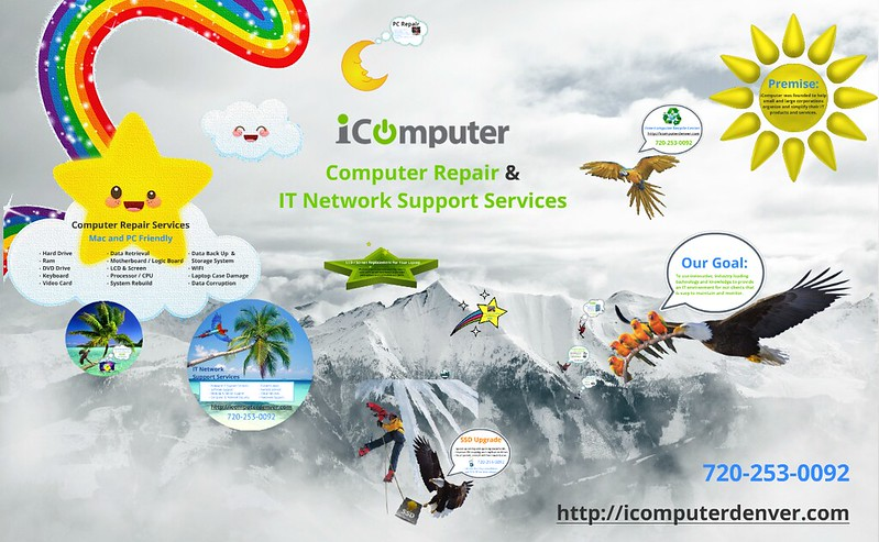 iComputer Computer Repair And IT Network Support Services