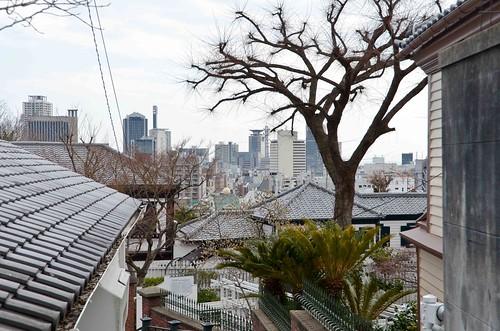 Kitano-cho, Kobe's [reconstructed] Westerner Houses