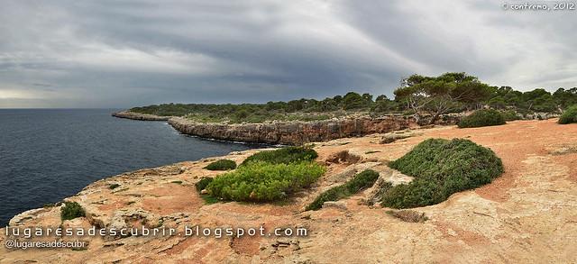 Cala Pi y el Mediterráneo