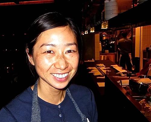 Exec Chef Kuniko Yagi