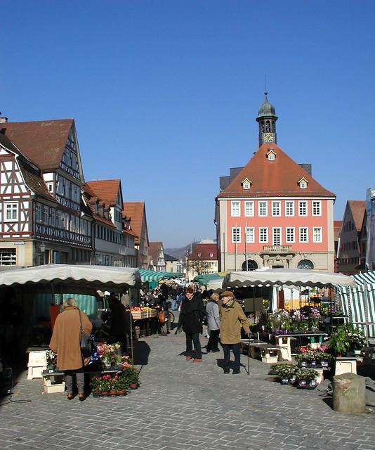 Schorndorf Market