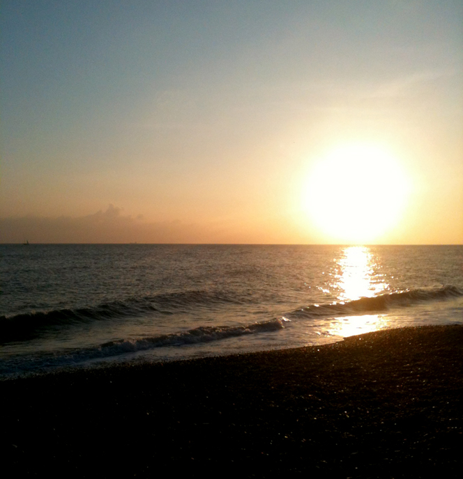 brighton_sunset