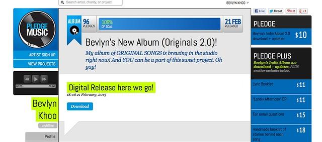 Digital Release on 21 Feb 13