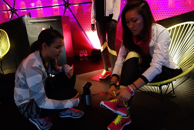 Nike Flyknit Experience London