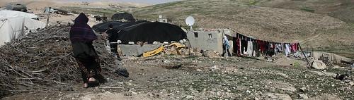 כפר שמיועד להריסה, דרום הר חברון