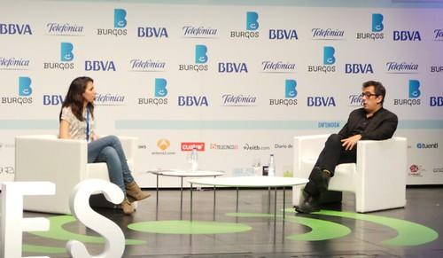 Conversación Ana Pastor - Andreu Buenafuente
