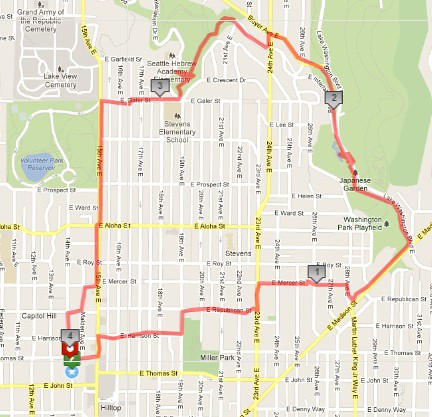Today's awesome walk, 4.04 miles in 1:11 by christopher575
