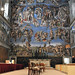 Cappella Sistina 09/03 // Roma