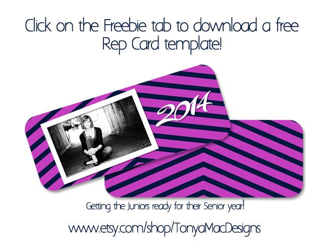 Rep Card