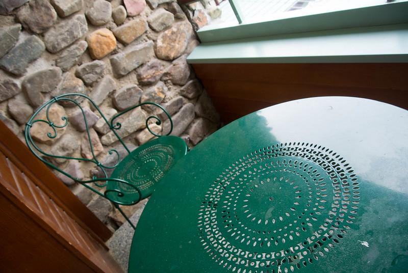 Sequoia Lodge Balcony