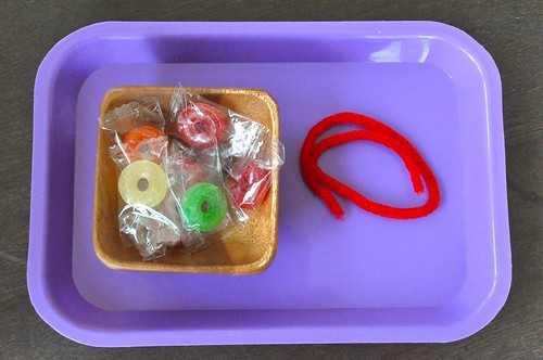 Life Savers Bracelet Tray