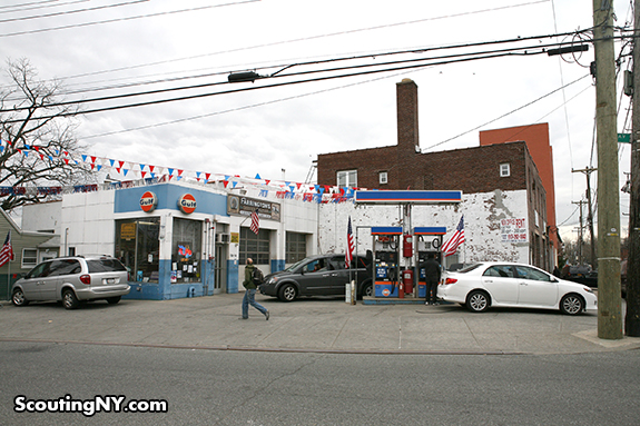The 145 Year Old Nyc Gas Station That Started Out As A