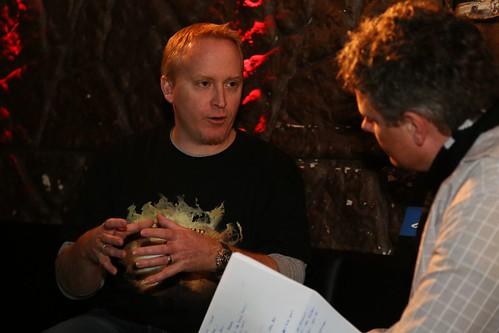 Mark Simons, Lead Designer - God of War: Ascension