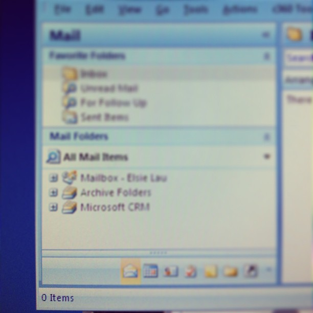 Wrapping things up at work. That's right. ZERO items in the inbox! Yes! #babybumpin