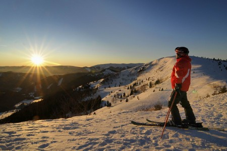 Vlakem na jarní lyžovačku na Slovensko