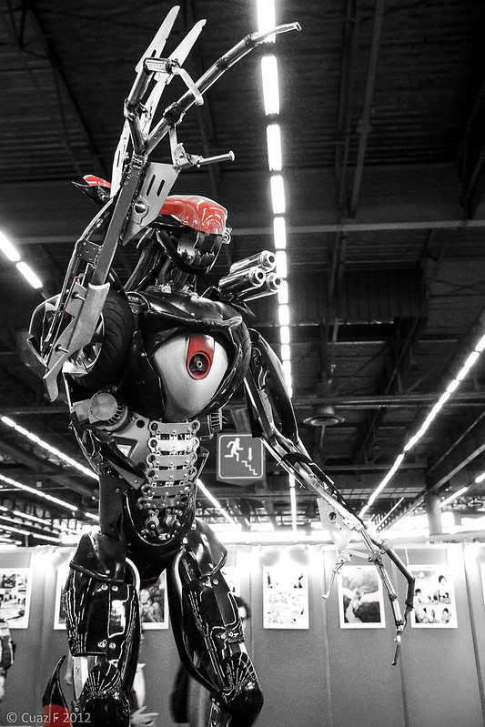 Japan Expo - Comicon 2012 05614
