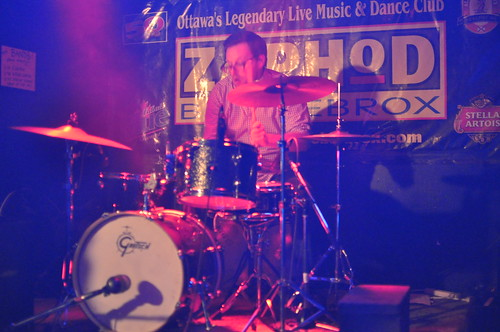 The Reverb Syndicate at Zaphod's