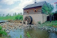 Sturgeon creek mill, Winnipeg, Manitoba, Canada - NK340