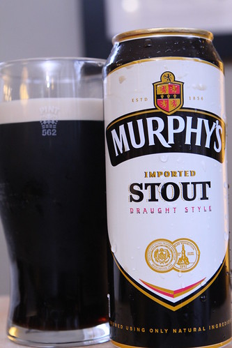 Murphy's Stout (After Settling)