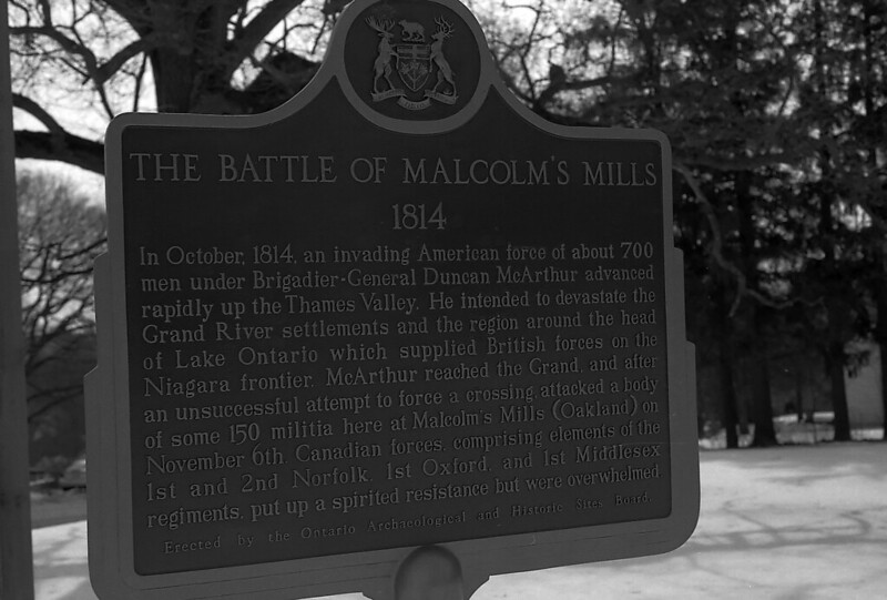 Project:1812 - The Battle of Malcolm's Mills