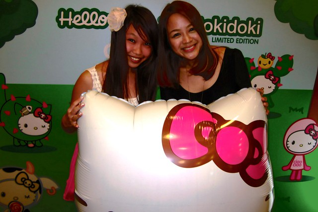 Hello Kitty x Tokidoki 7-11 Event - 15th March 20133