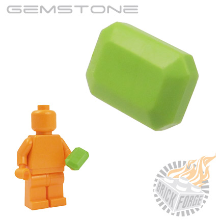 Gemstone - Lime Green (Jade)