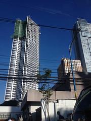 Twin Oaks - West tower