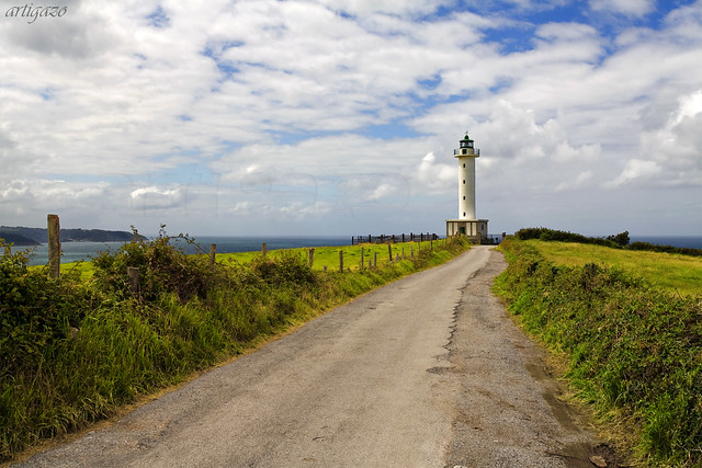To the lighthouse... (III)