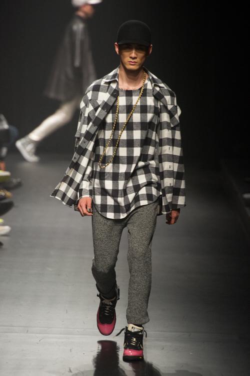 FW13 Tokyo DRESSCAMP028_Takeshi Uematsu(Fashion Press)
