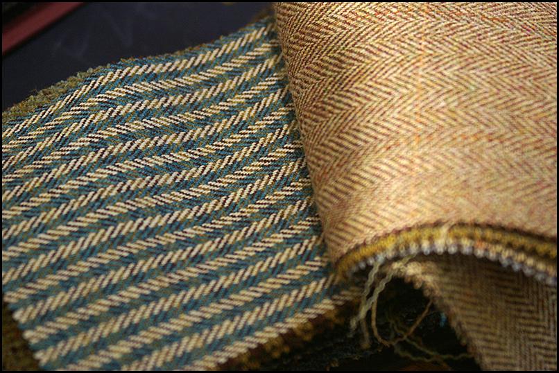 tweed sample