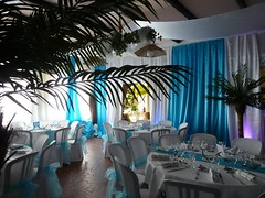 Decoratrice mariage, decoration salle mariage