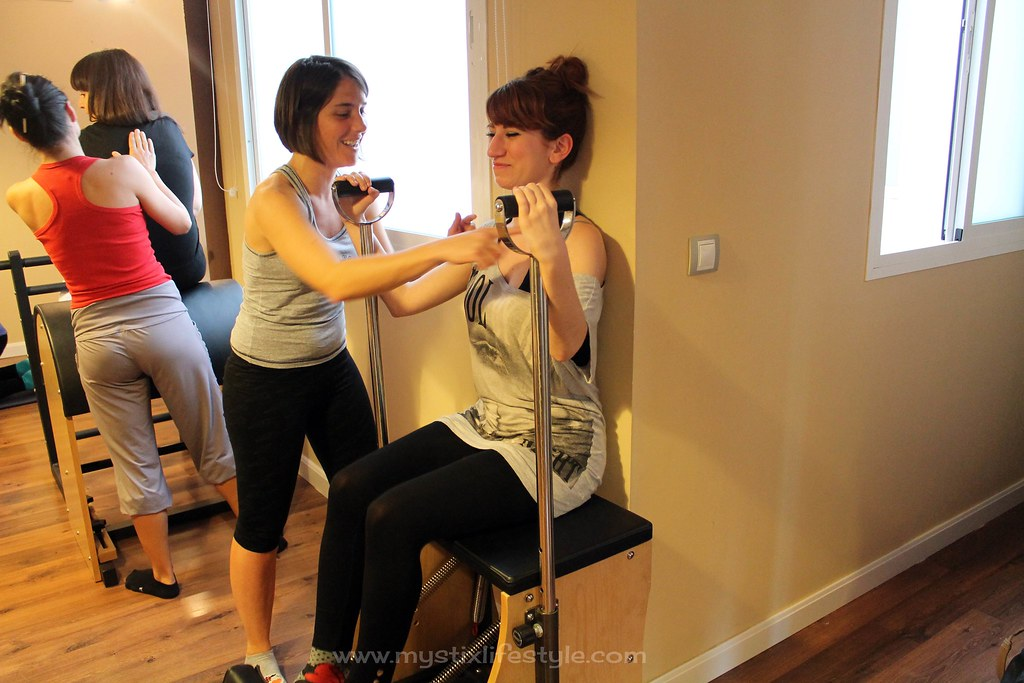 pilates and bloggers
