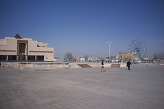 The Karakalpakstan State Museum of Art, Nukus