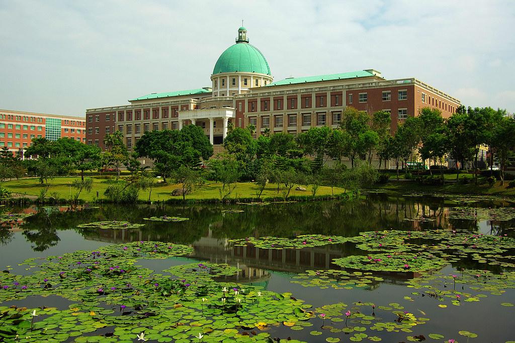 (霧峰) 亞洲大學走走