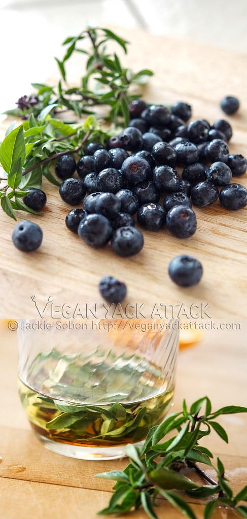 Blueberry Thai Basil